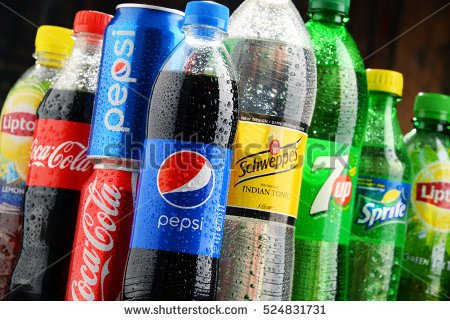 Calories In soft Drinks