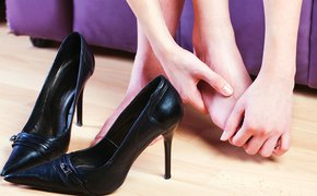 How Wearing High Heels Affect Our Body